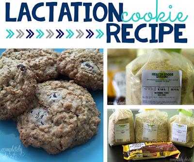 Lactation Cookie Recipe Chocolate Chip Peanut Butter