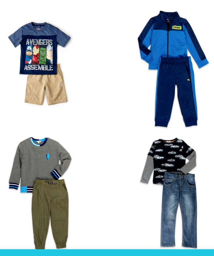 kidbox example outfits