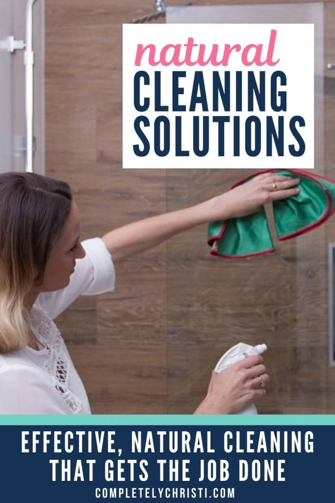 Effective and affordable natural home cleaning solutions that are safe around kids and pets. You're going to love these products!