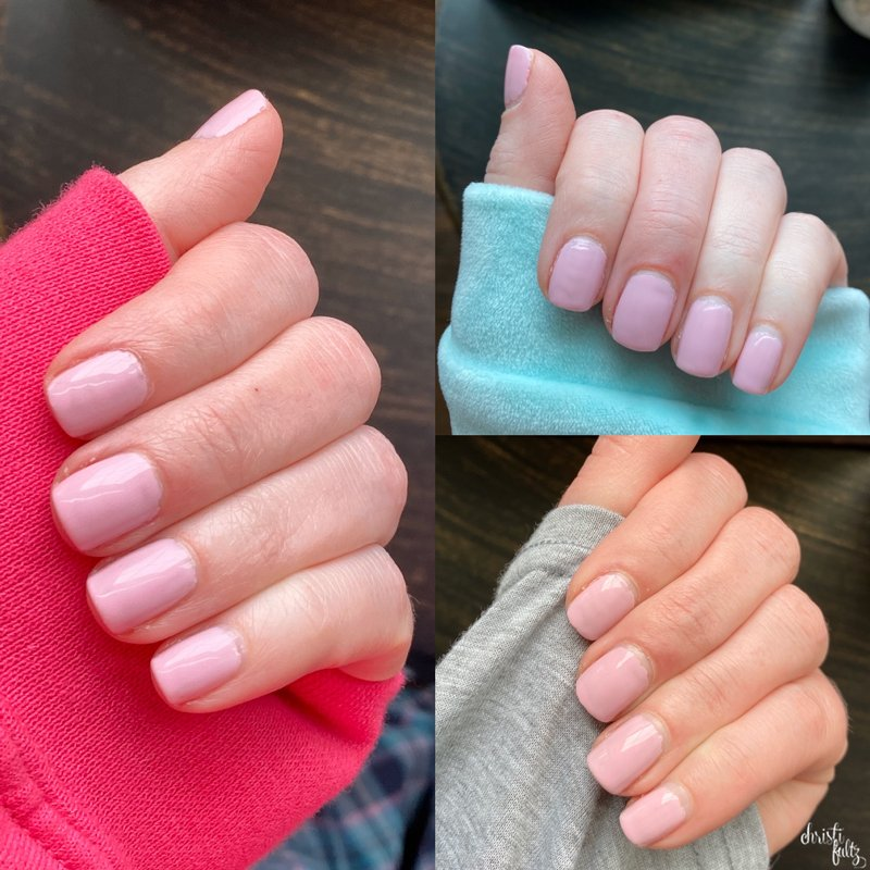 Creating your DIY gel mani at home has never been easier. It's as simple as a UV light, primer coat, and color coat. 2 simple steps and DONE for one to two weeks.