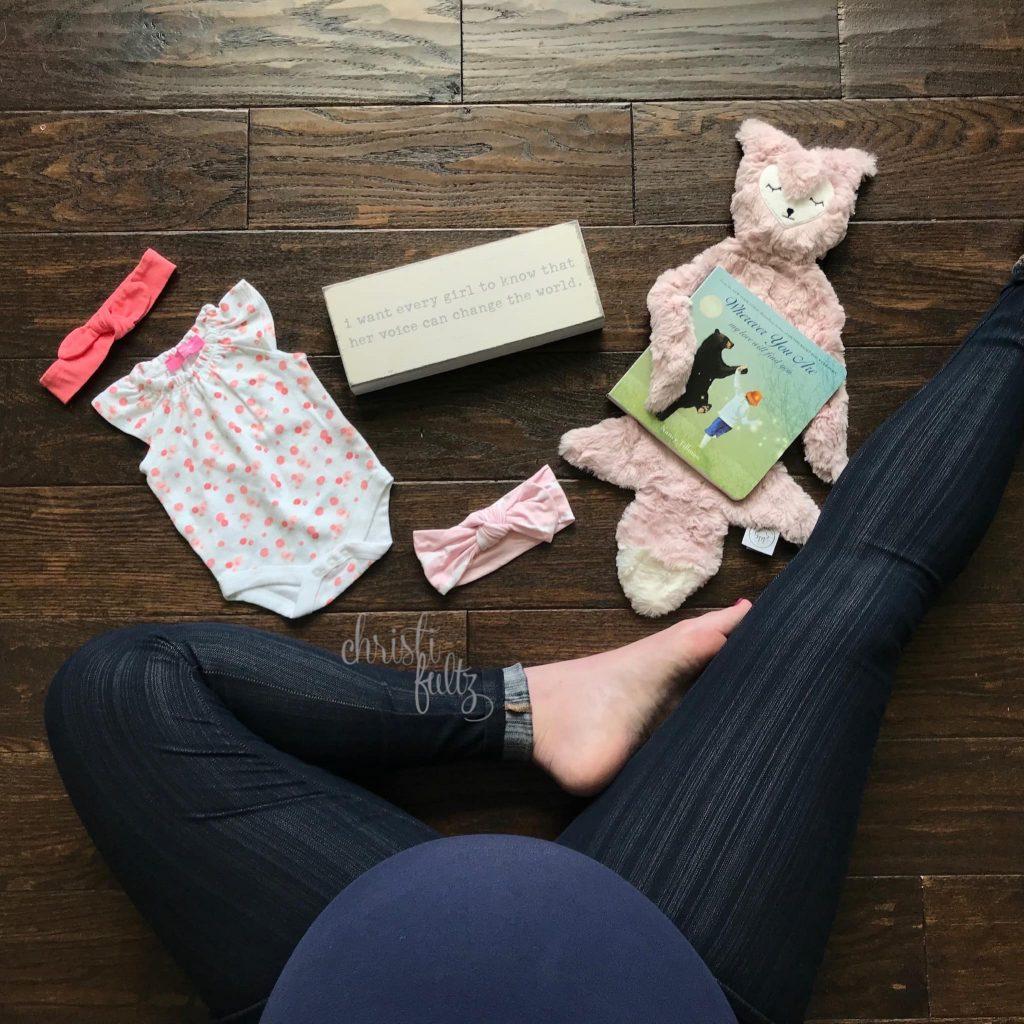 baby girl pregnancy pictures slumberkins