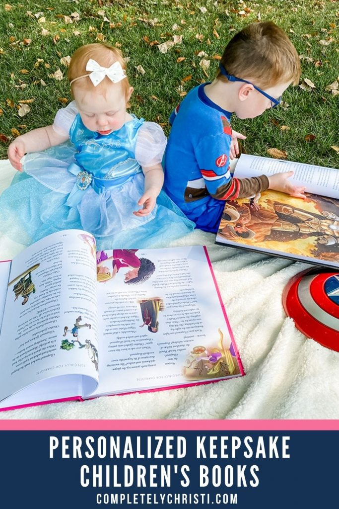 Personalized children's books for babies, toddlers, preschoolers, and kids of all ages. Including your favorite Disney characters!